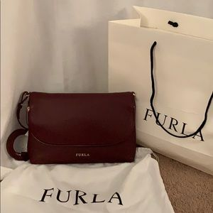 Furla cross body bag